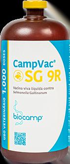 Vacina CampVac SG9R Liquido