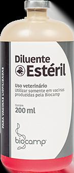 Diluente Estéril Biocamp