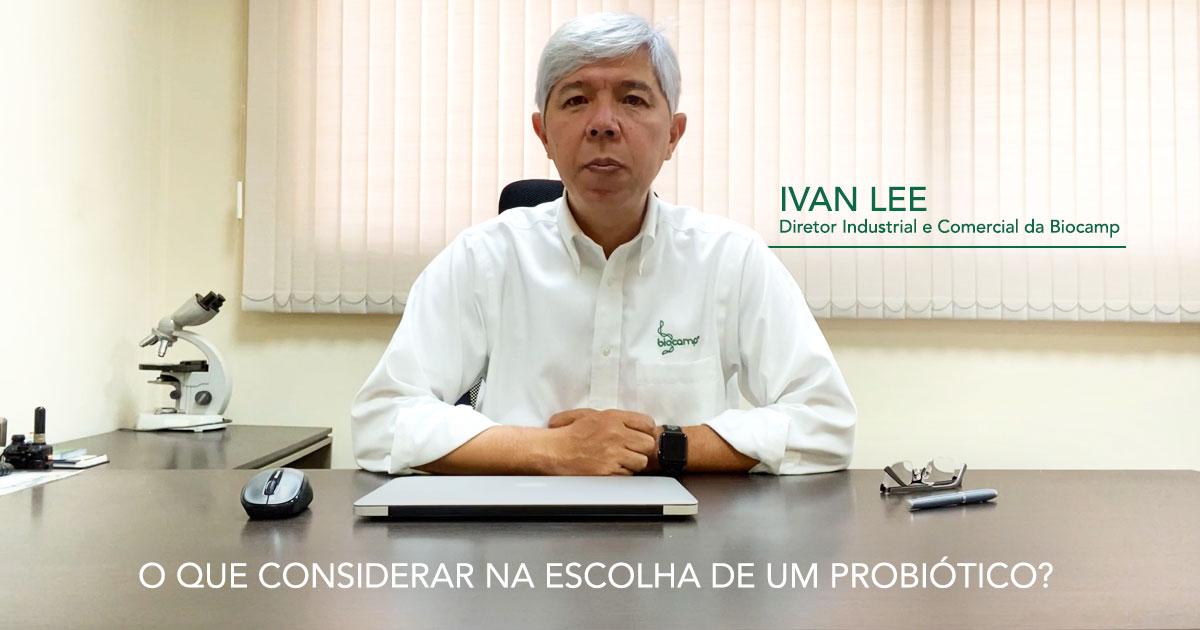 VíProdução de Probióticos