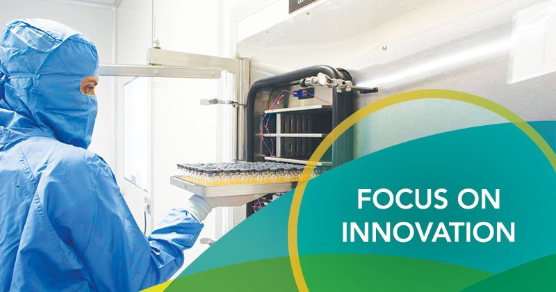 Research & Development in Poultry Farming: Learn about the Biocamp laboratory