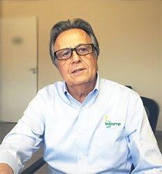 Paulo Martins es Director Técnico y Comercial de Biocamp