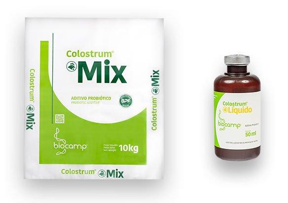 Colostrum® Line and Grupo Alvorada